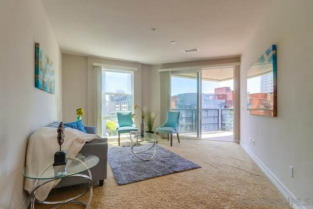 1225 Island Ave #506, San Diego, CA 92101 (#200032847) :: Whissel Realty