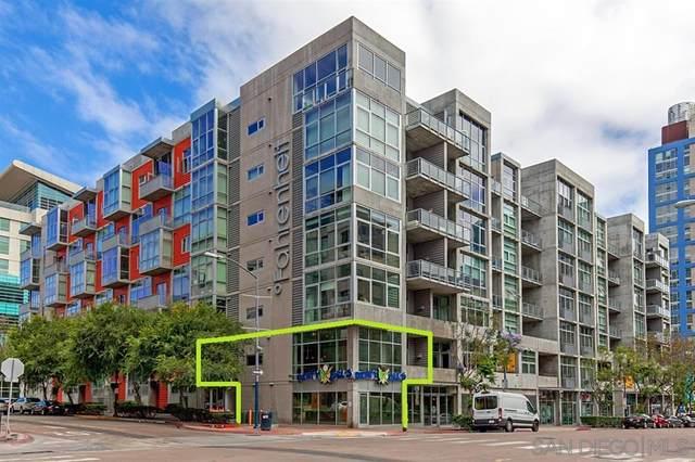 1025 Island Ave #201, San Diego, CA 92101 (#200032891) :: Dannecker & Associates