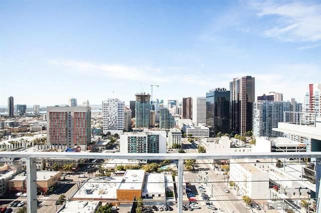 1080 Park Blvd #1602, San Diego, CA 92101 (#200032988) :: Dannecker & Associates