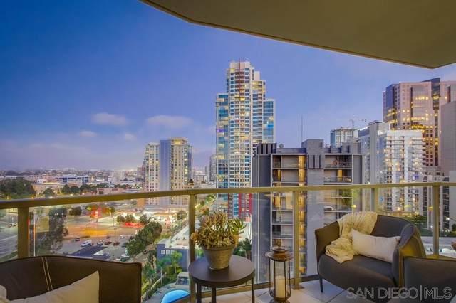 1441 9Th Ave #1202, San Diego, CA 92101 (#200033074) :: Dannecker & Associates