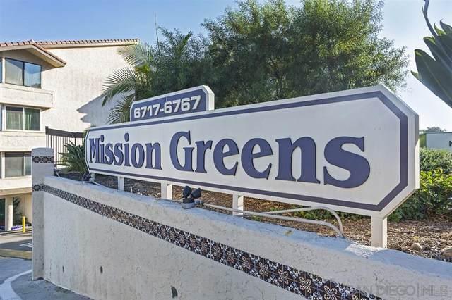 6737 E Friars Rd #179, San Diego, CA 92108 (#200033141) :: The Stein Group