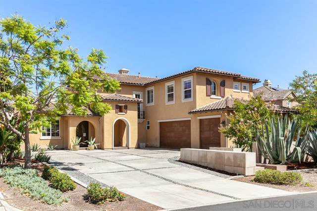 2830 Paradise Ridge Ct, Chula Vista, CA 91915 (#200033159) :: The Stein Group