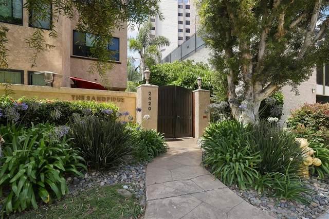 2420 Torrey Pines Rd A104, La Jolla, CA 92037 (#200033431) :: Neuman & Neuman Real Estate Inc.