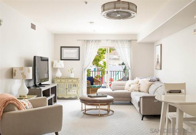 801 W Hawthorn St #207, San Diego, CA 92101 (#200033451) :: Neuman & Neuman Real Estate Inc.