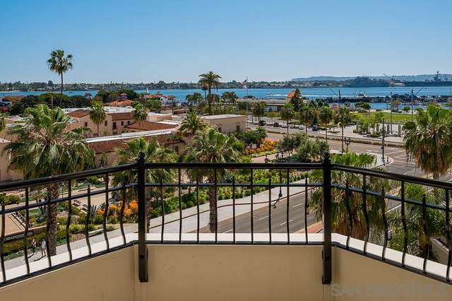 700 W Harbor Drive #605, San Diego, CA 92101 (#200033481) :: SunLux Real Estate