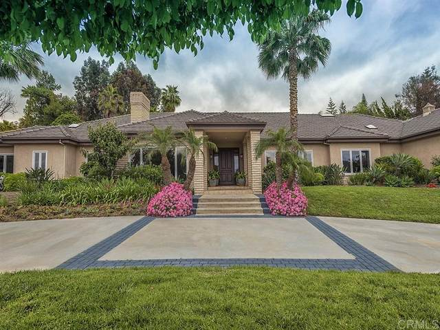 17111 Circa Del Norte, Rancho Santa Fe, CA 92067 (#200033722) :: Whissel Realty