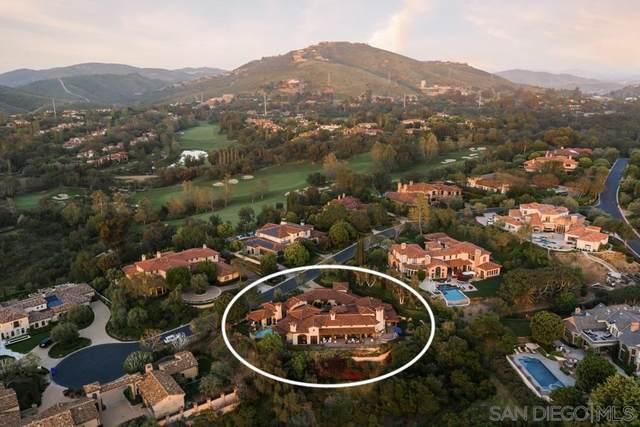 18476 Via Candela, Rancho Santa Fe, CA 92091 (#200033873) :: Neuman & Neuman Real Estate Inc.