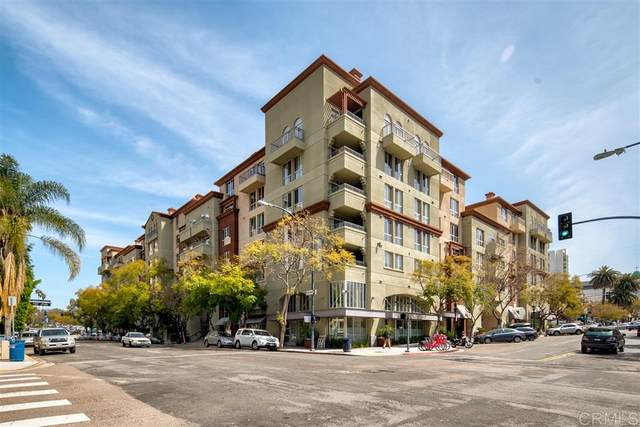 1501 Front St #644, San Diego, CA 92101 (#200033997) :: COMPASS