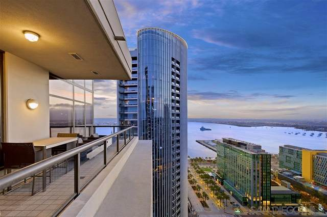 700 W E St #3102, San Diego, CA 92101 (#200034066) :: Whissel Realty