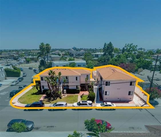 6025-43 Adams Avenue, San Diego, CA 92115 (#200034074) :: Neuman & Neuman Real Estate Inc.