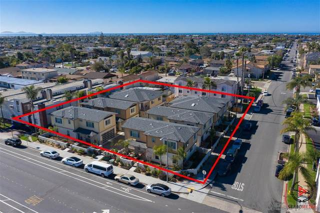 1285 - 1299 Donax Ave, Imperial Beach, CA 91932 (#200034375) :: COMPASS
