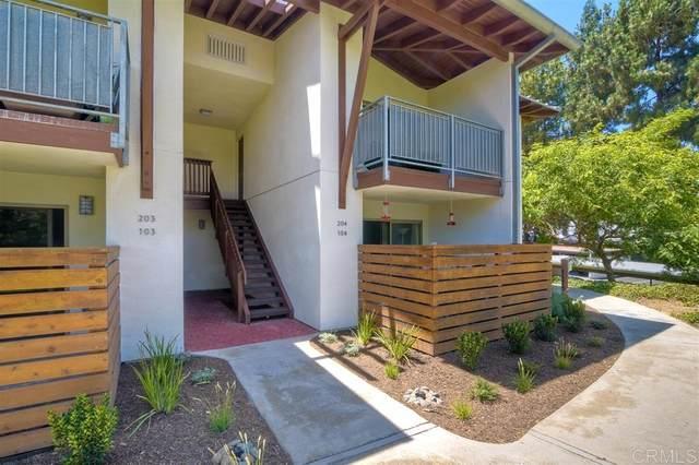 1650 S El Camino Real Unit 204, Encinitas, CA 92024 (#200034407) :: Neuman & Neuman Real Estate Inc.