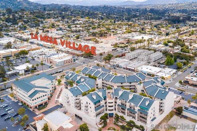 4701 Date Ave #105, La Mesa, CA 91942 (#200034542) :: Whissel Realty