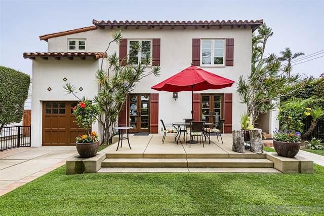 165 I Avenue, Coronado, CA 92118 (#200034557) :: Neuman & Neuman Real Estate Inc.