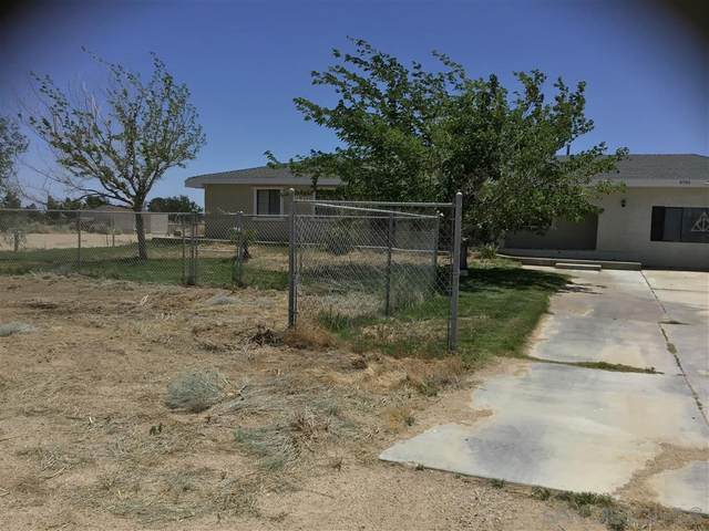 8750 W W Avenue C8, Lancaster, CA 93536 (#200034595) :: Whissel Realty
