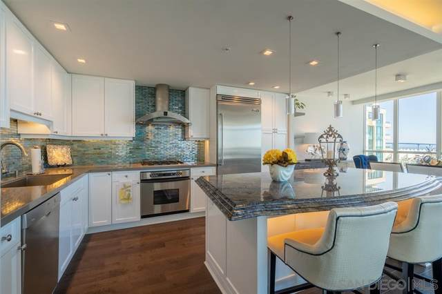 555 Front St #1504, San Diego, CA 92101 (#200034965) :: Whissel Realty