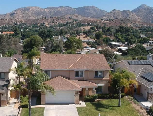 9497 Pino Dr, Lakeside, CA 92040 (#200035088) :: Neuman & Neuman Real Estate Inc.