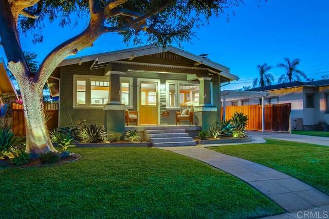 3036 Dale St, San Diego, CA 92104 (#200035385) :: Whissel Realty