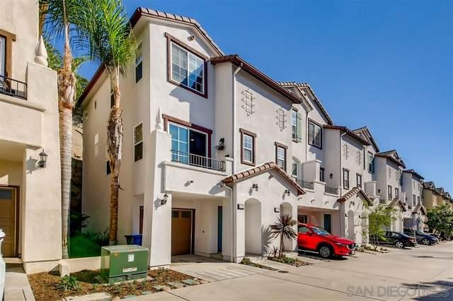 1163 Terracina Ln, San Diego, CA 92103 (#200035492) :: The Stein Group