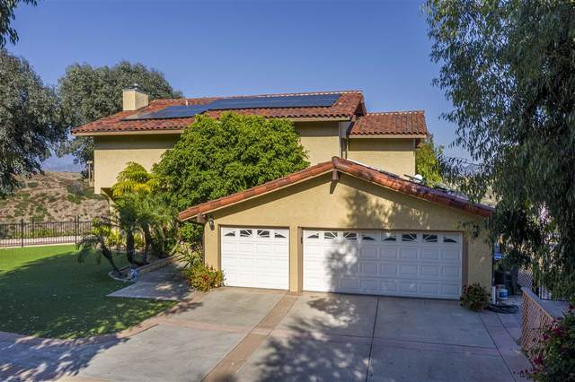 5299 Olive Hill Rd, Fallbrook, CA 92028 (#200035532) :: Neuman & Neuman Real Estate Inc.