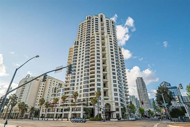751 W G St, San Diego, CA 92101 (#200035615) :: SunLux Real Estate