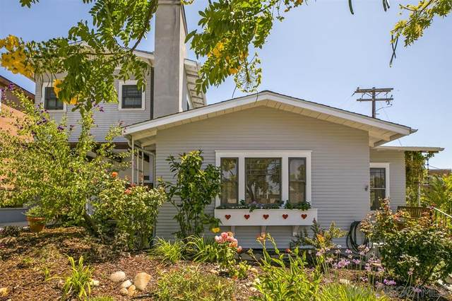 2527 Meade Ave, San Diego, CA 92116 (#200035768) :: Yarbrough Group