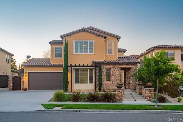 7169 Sitio Corazon, Carlsbad, CA 92009 (#200035858) :: Allison James Estates and Homes