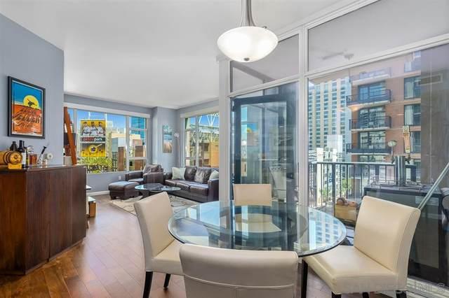 530 K St #613, San Diego, CA 92101 (#200035952) :: Neuman & Neuman Real Estate Inc.