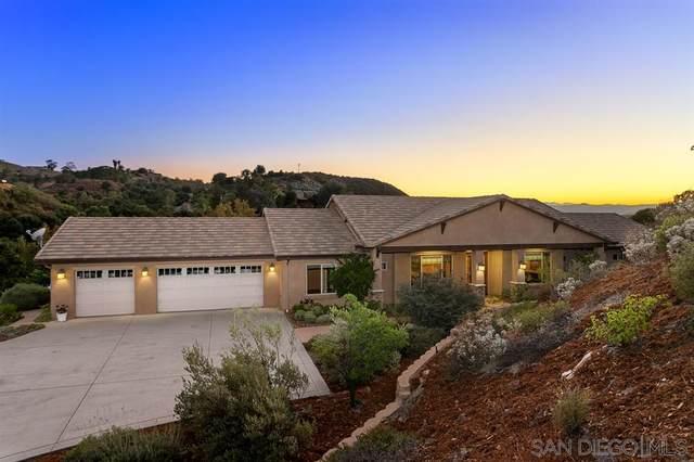 2021 Willow Glen, Fallbrook, CA 92028 (#200036003) :: Neuman & Neuman Real Estate Inc.