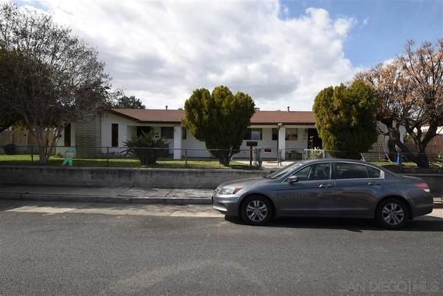 762 - 764 Grossmont Avenue, El Cajon, CA 92020 (#200036031) :: Neuman & Neuman Real Estate Inc.