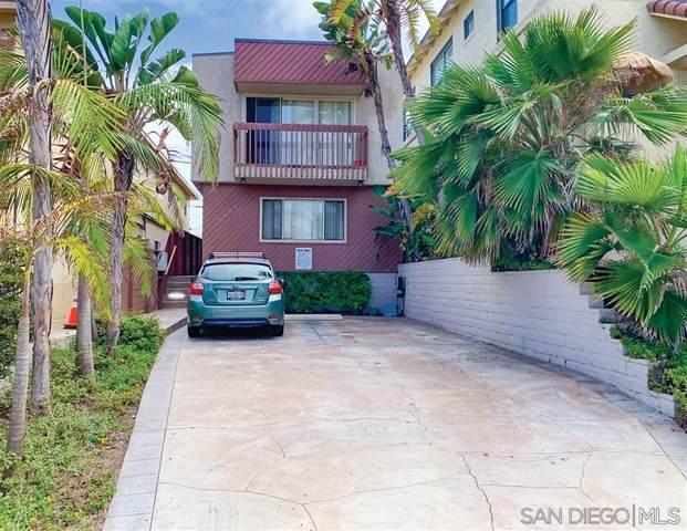 4921 Del Mar Ave, San Diego, CA 92107 (#200036103) :: Neuman & Neuman Real Estate Inc.