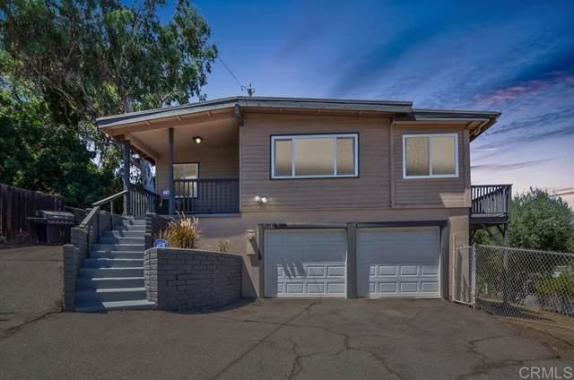 12446 Lemon Crest Dr, Lakeside, CA 92040 (#200036428) :: Neuman & Neuman Real Estate Inc.