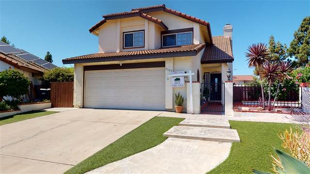 7505 Flower Meadow Drive, San Diego, CA 92126 (#200036485) :: Neuman & Neuman Real Estate Inc.