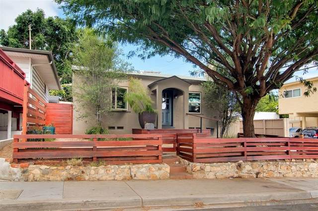 2616 Camulos St, San Diego, CA 92107 (#200036490) :: The Stein Group