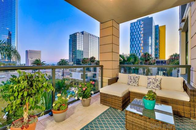1199 Pacific Hwy #404, San Diego, CA 92101 (#200036531) :: Whissel Realty