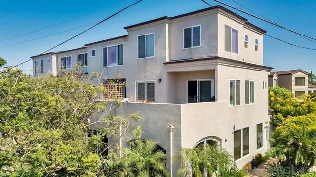 1605 Emerald St, San Diego, CA 92109 (#200036540) :: The Stein Group