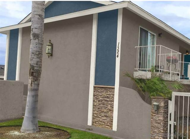 1324 Iris Ave #6, Imperial Beach, CA 91932 (#200036586) :: Whissel Realty