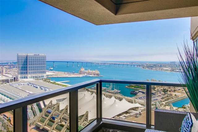 100 Harbor Drive #3006, San Diego, CA 92101 (#200036606) :: Whissel Realty