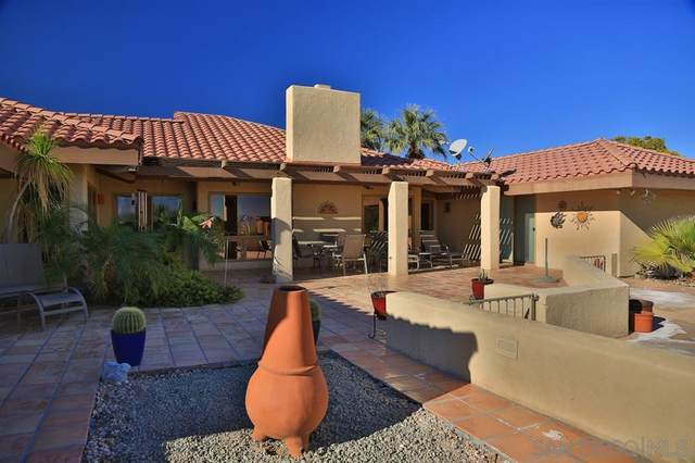 1955 Rams Hill Dr, Borrego Springs, CA 92004 (#200036609) :: Whissel Realty