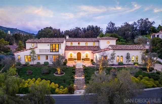 18411 Calle La Serra, Rancho Santa Fe, CA 92091 (#200036662) :: Neuman & Neuman Real Estate Inc.