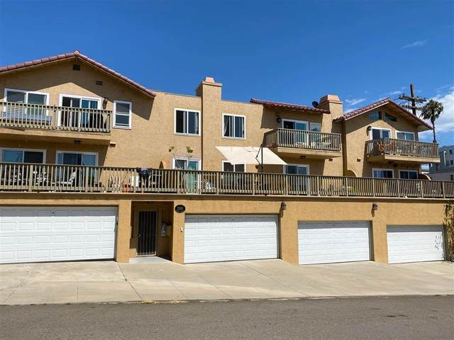 2319 Curlew #9, San Diego, CA 92101 (#200036677) :: Whissel Realty