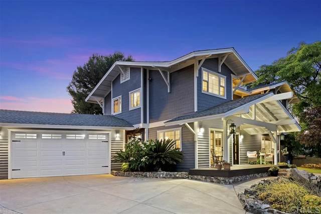 4240 Woodland Dr, La Mesa, CA 91941 (#200036823) :: Neuman & Neuman Real Estate Inc.