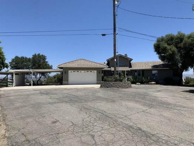 15942 Brantner Ln, Ramona, CA 92065 (#200037074) :: Neuman & Neuman Real Estate Inc.