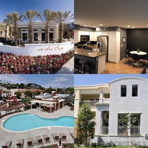 3466 Spring Tide Ter, San Diego, CA 92110 (#200037108) :: Compass