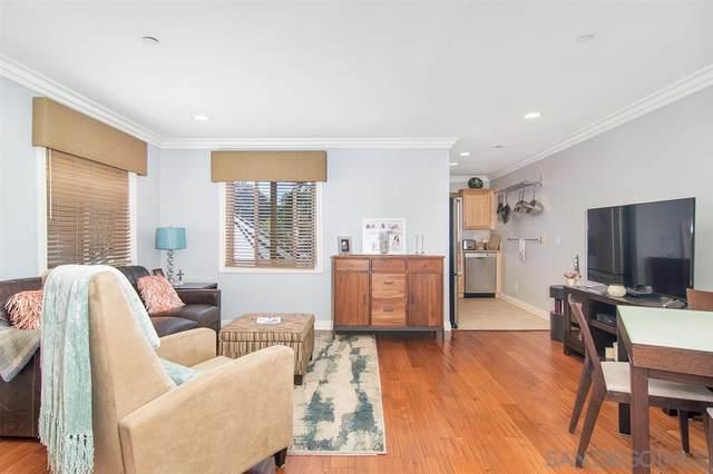 7514 Girard Ave G, La Jolla, CA 92037 (#200037109) :: Tony J. Molina Real Estate