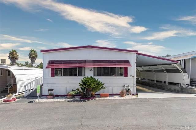 718 Sycamore Ave. #43, Vista, CA 92083 (#200037176) :: Allison James Estates and Homes