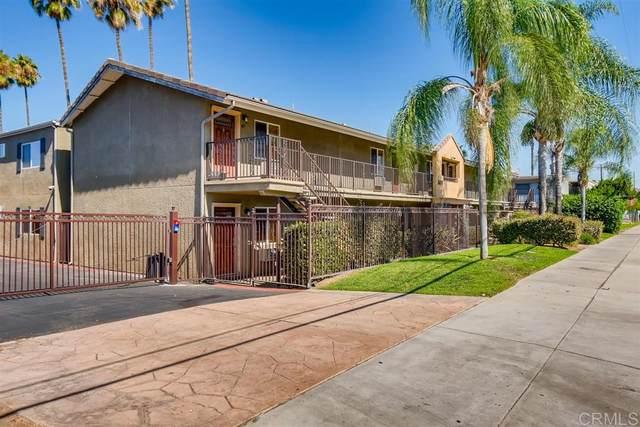 800 N Mollison Ave #43, El Cajon, CA 92021 (#200037190) :: Neuman & Neuman Real Estate Inc.