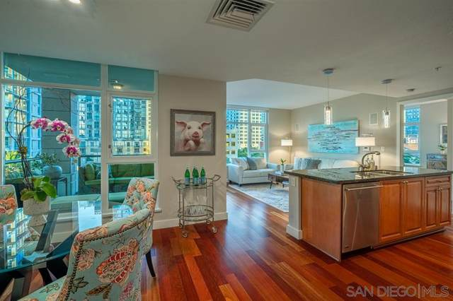 1205 Pacific Hwy #604, San Diego, CA 92101 (#200037224) :: COMPASS