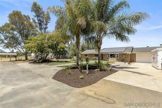 3495 Cecelia Jo Rd, Ramona, CA 92065 (#200037294) :: Neuman & Neuman Real Estate Inc.