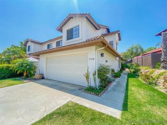 2328 Summerhill Dr, Encinitas, CA 92024 (#200037296) :: Neuman & Neuman Real Estate Inc.